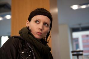Rooney Mara is The Girl with the Dragon Tattoo 20 DEC 2011 USA Premiere