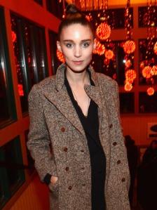 Rooney Mara stars in Carol - Rooney Mara Status Update 30 SEP 2013
