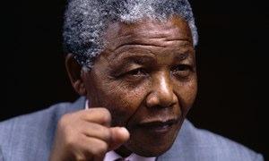 Nelson Mandela The Guardian