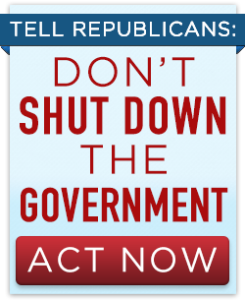 do not shutdown the gov